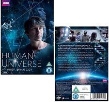 HUMAN UNIVERSE (2014) BBC TV Series Presented by Professor Brian Cox NEW  DVD UK