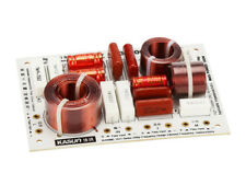 2pcs KASUN Hi-Fi Speaker Frequency Divider Crossover Filters 3Way 3Unit H-3100C