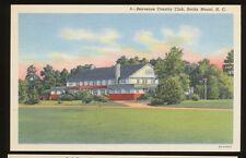 Rocky Mount North Carolina NC - Benvenue Country Club - Curt Teich #3
