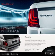 Glohh GL-3 Dynamic Range Rover Sport Rear LED Tail Lamp Light Lights 05 - 13
