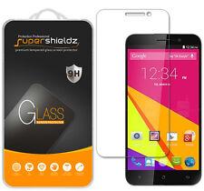 2X Supershieldz Tempered Glass Screen Protector Saver For Blu Studio 6.0 LTE