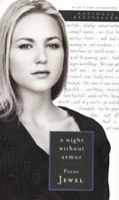 A Night Without Armor : Poems, Jewel, 0061073628, Book, Acceptable