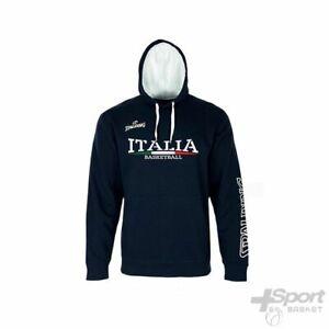 Felpa Hoody Nazionale Italia Basket Spalding - SP3002085IT
