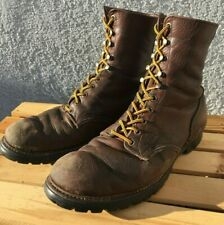RED WING MEN'S VINTAGE IRISH SETTER SPORT BOOT HUNTING WORK LEATHER BOOTS,9.5