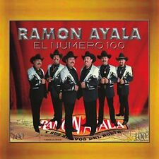El Numero 100 Ramon Ayala y Sus Bravos Del Norte CAJA DE CARTON new sealed
