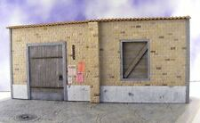 Reality In Scale 35161 Old Warehouse facade1:35 scale resin  diorama  building