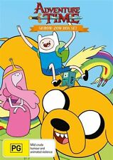 Adventure Time - Shmowzow (DVD, 2013, 4-Disc Set)