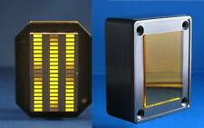 Knight Rider MINI Voicebox Display KARR version - YELLOW 60-LED - with enclosure