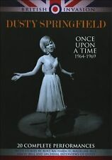 NEW British Invasion: Dusty Springfield - Once Upon a Time, 1964-1969 (DVD)