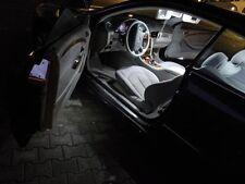 Mercedes Benz E Class W211 LED Interior Xenon White Bulbs Lights Kit