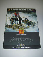 Civil War Gettysburg Expedition Guide Battlefield Tour CDs Guidebook & CD-ROM.