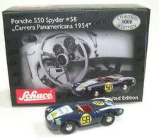 Porsche 550 Spyder No. 58 Pan Americana 1954