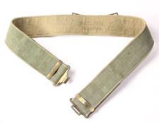 Ceinturon anglais P37  -109cm- ww2  (matériel original)
