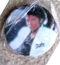 "Michael Jackson Thriller Pin Button 2 1/4"" Diameter"