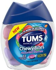 TUMS Chewy Bites Berry 32 ea