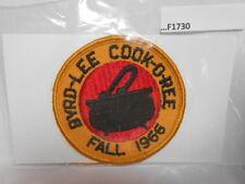 ROBERT E. LEE COUNCIL BYRD-LEE COOK-O-REE FALL 1966  F1730