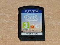 Playstation Vita Pets PSVita (Cart Only) **FREE UK POSTAGE**