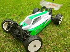 PR Racing SB401 4wd Body Bodyshell lexan by Penguin New Shape