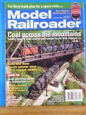 Model Railroader Magazine 2013 April Coal across the mountains Add working gates