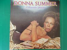LP DONNA SUMMER I REMEMBER YESTERDAY ORIGINALE 1977  miracolosamente nuovo