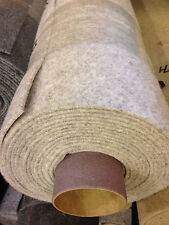Boat carpet wall lining material 20sq mtr roll (10m x 2m) STONE Smooth Finish