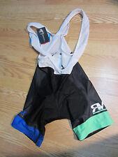 Nimblewear Ladies biking bib shorts 50+ uv Clermont 2013 padded cycling Sm