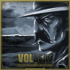 Outlaw Gentlemen And Shady Ladies [Audio CD] Volbeat - SIGILLATO