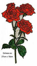 Bild Window Color Fensterbild WiCo Rote Rosen (107) Geschenkidee Aufkleber
