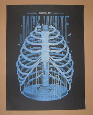 Jack White Dkng Studio Kansas City Poster Print Signed Artist Proof Ap 2014