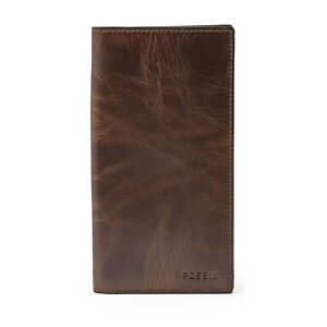 Fossil Derrick Executive Wallet Brown ML3683201