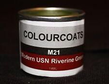 Colorcoats Modern USN Riverine Green (FS 30371)  (M21)