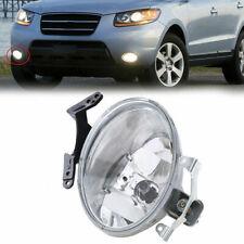 Fog Light Lamp Plastic Fit for Hyundai Santa Fe(CM) 2007-2009 Pre-facelift