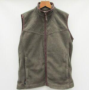 Musto Polartec Fleece Gilet Mens XL Green Shooting Hunting Vest