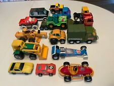 Buddy L Huge Vintage Diecast Collection Lot of 16 Cars Trucks 1970 1980s Toys