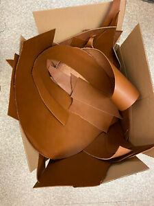 1 kg Spaltleder Dickleder pflanzlich gegerbt  Stärke 2,5 mm  Messerscheiden LARP