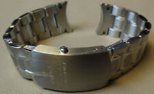 Omega Speedmaster Professional Moonwatch Moon 20mm Metal Bracelet Watch Band