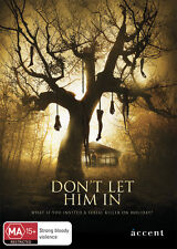 Don't Let Him In (DVD) - ACC0228
