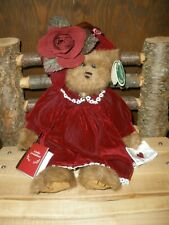 "Nwt 14"" Bearington Bear Linda Loveletters Style #1911"