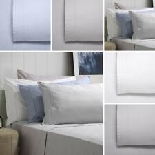 Fletcher Flannelette Sheet Sets by Bianca | 170gsm | Brushed Cotton Twill Weave