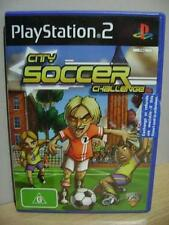 City Soccer Challenge..  PS2 Game