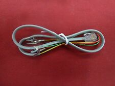 New Phone Line Male Pig Tail Cable w/ Spaded Wire Payphone Pay Phone Telephone