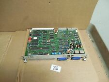NSD CORP. CPU PLC CIRCUIT BOARD MODULE V8M11-11-S02 E61110