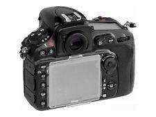BM-12 RIGIDO IN PLASTICA TRASPARENTE POSTERIORE MONITOR LCD Cover Per Nikon D800-UK STOCK
