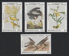 Mint Never Hinged/MNH Birds Barbadian Stamps (Pre-1966)