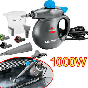 1000W Handheld Car Steam Dirt Cleaner Steamer Carpet Leather Window Upholstery