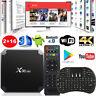 WiFi HD 4K Player X96 2G+16G  Mini TV Box Android 7.1.2 Amlogic S905W Quad Core