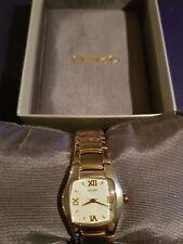 Seiko Silver Ladies quartz dress Watch perfect condition