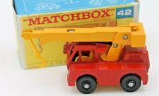 MATCHBOX SERIES 7C  * FORD D800 REFUSE TRUCK * STANNARD CODE5  * MINT * OVP