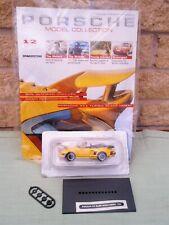 Retro Collectable De Agostini Metal Alloy Porsche Model Cars Scale1:43 c 2000