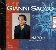 SACCO GIANNI NAPOLI OGGI IERI DOMANI CD RTI MUSIC SEALED